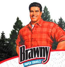 brawny guy